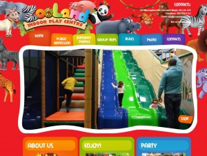Zoo Land Indoor Playground 싸이트 오픈